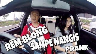 Prank Pacar Rem Mobil Blong Sampe Nangis dan Marah!!!!