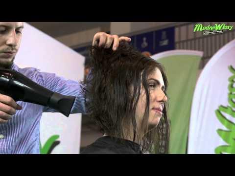 Maska do włosów wzmocnienie i połysk