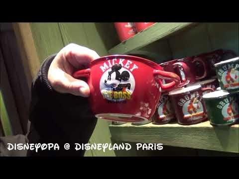 Disneyland Paris Merchandise Minnie & Mickey Müslischalen DisneyOpa