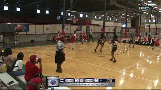2018 NIC | All Alabama Roadrunners vs  Lady BIQ (Semi Final)