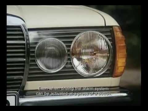 Mercedes Benz W123  Documentary