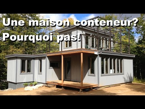 Download maison container mp3 for Maison container nantes
