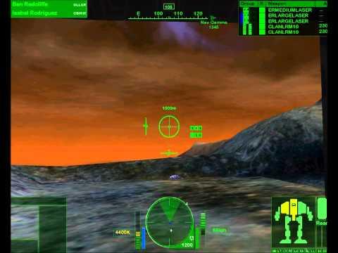 Mechwarrior 4 : Black Knight PC