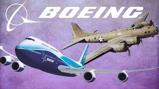 Boeing: A Century of Aviation from the Wright Brothers to Mars