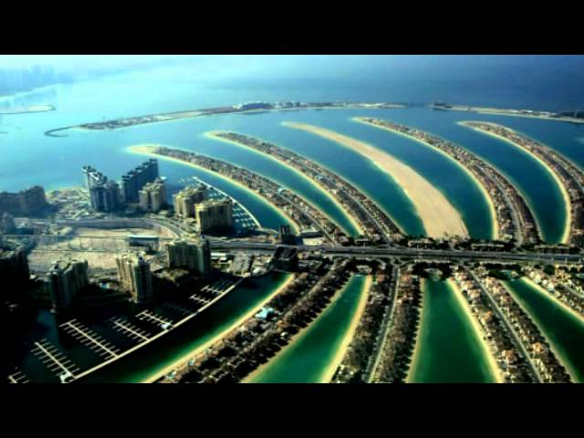 DUBAI DREAM (Chillout mix)