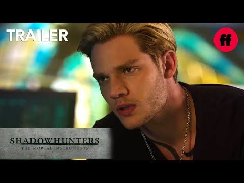 Shadowhunters Season 3 NYCC Promo
