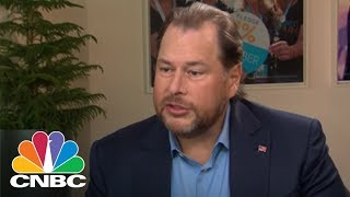 Salesforce CEO Marc Benioff: Road to $20 Billion | Mad Money | CNBC