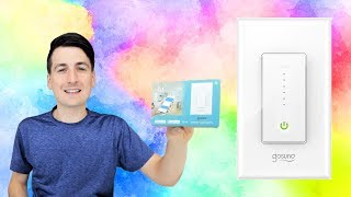 Smart Dimmer Switch Installation // Gosund Smart Light Dimmer Review