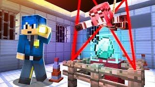 Minecraft ITA - PHERE RAPINA LA GIOIELLERIA DI STEF!!