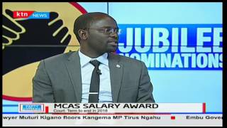 News Center: MCA's to receive huge salary award after elections