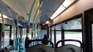 preview picture of video 'Journey on the E11 (SDE5 YX08MFN) Alexander Dennis Enviro 200 Dart 8.9m'