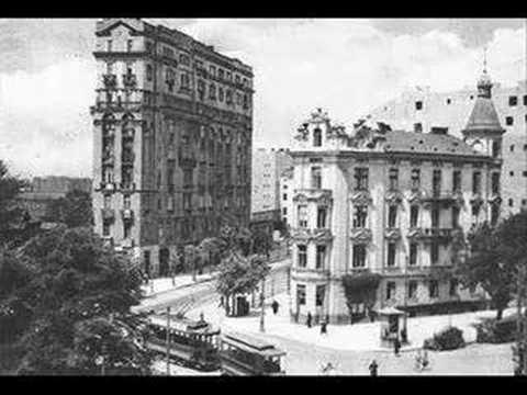 Przedwojenne tango, przedwojenna Warszawa (1937)