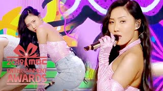 Hwasa - Twit [2019 MBC Entertainment Awards Ep 1]