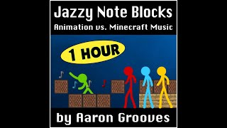 "1 Hour of ""Jazzy Note Blocks"" (60 Minutes)"