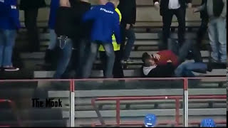 NHL - Player / Referee Fights Compilation [HD]