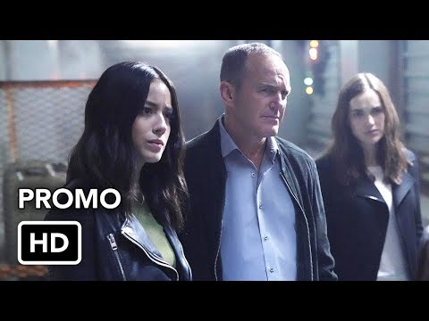 Marvel's Agents of S.H.I.E.L.D. Season 5 Promo 'Wild Ride'