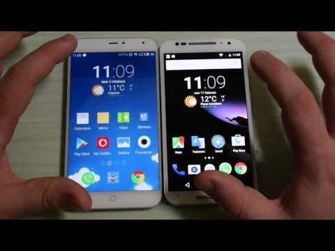Meizu MX4 vs Motorola Moto X 2014