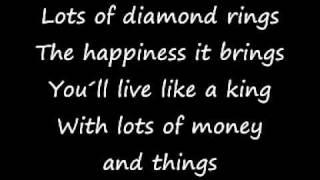Shania Twain - Ka-ching lyrics