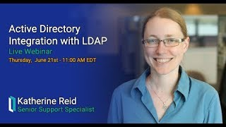 Active Directory Integration with LDAP