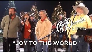 Joy To The World (Live) - The Charlie Daniels Band & Friends