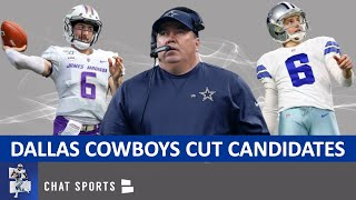 Dallas Cowboys Cut Candidates To Get Down To 80-Man Training Camp Roster Limit In 2020