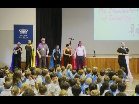 Upper Primary Assembly: Our Vision at DCIS