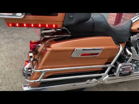 2008 Harley-Davidson Ultra Classic® Electra Glide® in Muskego, Wisconsin - Video 1