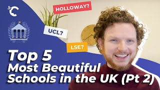 youtube video thumbnail - Top 5 Most Beautiful UK College Campuses (Part II)
