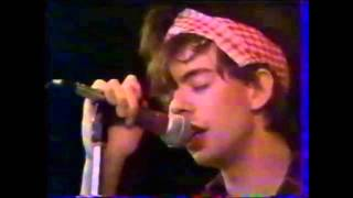 echo and the bunnymen - live - 12 apr. 1981 - tuts, chicago