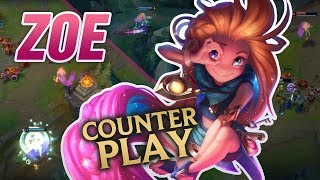 How to Counter Zoe: Mobalytics Counterplay