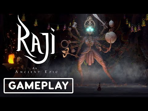 Gameplay de Raji: An Ancient Epic