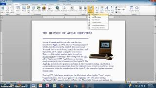 How to Add Page Numbers to Your Microsoft Word Document