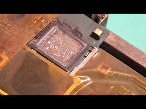 Замена eMMC на Samsung SM-T800 (Galaxy Tab S 10.5)
