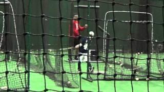 7 year old Baseball Hitting instruction