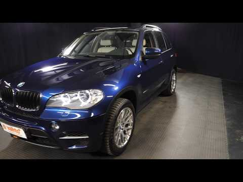 BMW X5 xDrive30d A E70 SAV, Maastoauto, Automaatti, Diesel, Neliveto, ESI-187