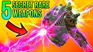 Fallout 76 - 5 Secret Rare Weapon Locations!