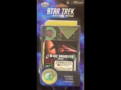 Star Trek Attack Wing Ferengi Card Pack