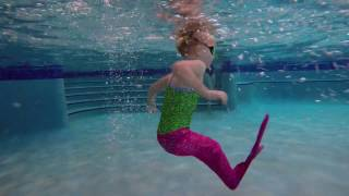 How To Get A Mermaid Into The Pool