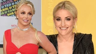 Britney Spears' Sons Are All Grown Up! Aunt Jamie Lynn Shares New Video of Sean and Jayden