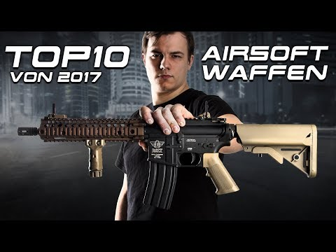 TOP 10 Airsoft Waffen von 2017 | Sniper-as.de