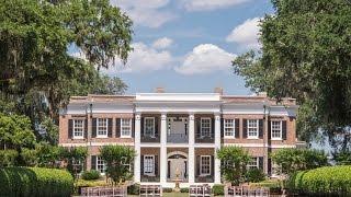 Lisa & Jason's Wedding Video at The Ford Plantation - Savannah Georgia