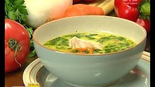 Курячий суп - Правильний Сніданок