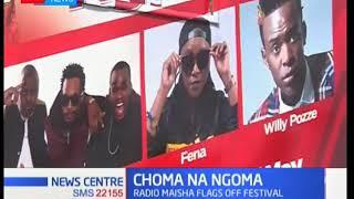 Radio Maisha flags off Choma na Ngoma roadshow