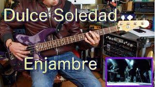 Enjambre | Dulce Soledad | Bajo cover Hugo Zerecero