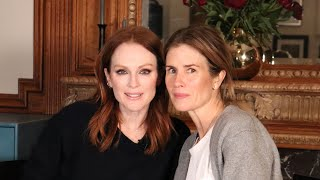 Julianne Moore On Not Buying The Fear Of Aging Brainwashing | Makeup & Friends | Westman Atelier