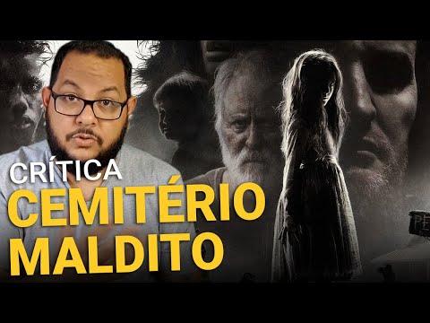CEMITÉRIO MALDITO: Supera o livro? (Pet Sematary, 2019) | Crítica do filme