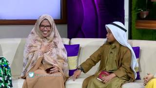 CERITA PEREMPUAN - Kisah Inspiratif Hafiz Cilik Syekh Rasyid Part 3/4