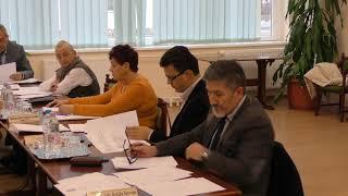 Képviselő Testületi Ülés – Tiszalök, 2018.11.29.