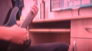 Motionless In White   Holding On To Smoke [Guitar Cover]