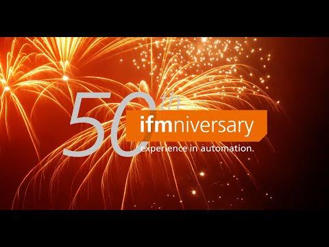 Impressionen und Zitate des PR-Events zu ifm's 50. Jubiläum